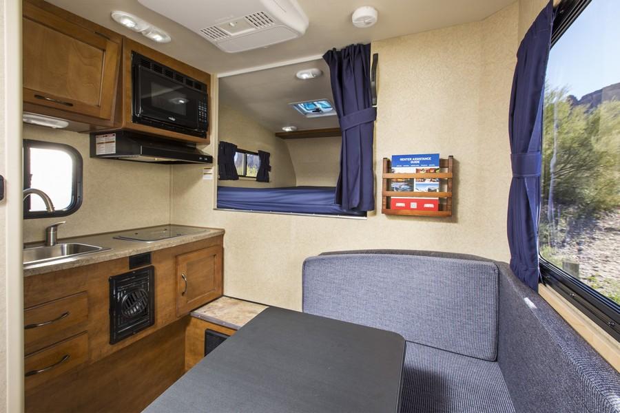 Camping Car T17 Truck Camper Cruise Americanada